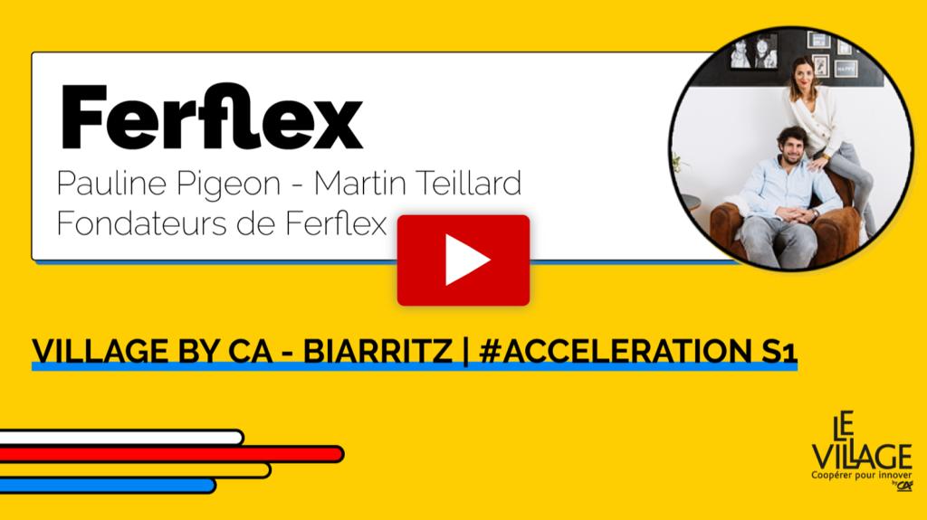 Ferflex vidéo Village by CA Biarritz