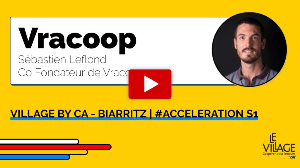 Vracoop Vidéo Village by CA