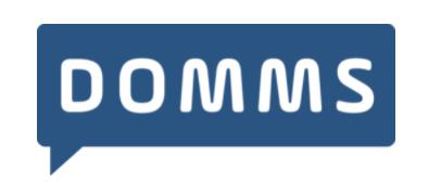 Domms Logo